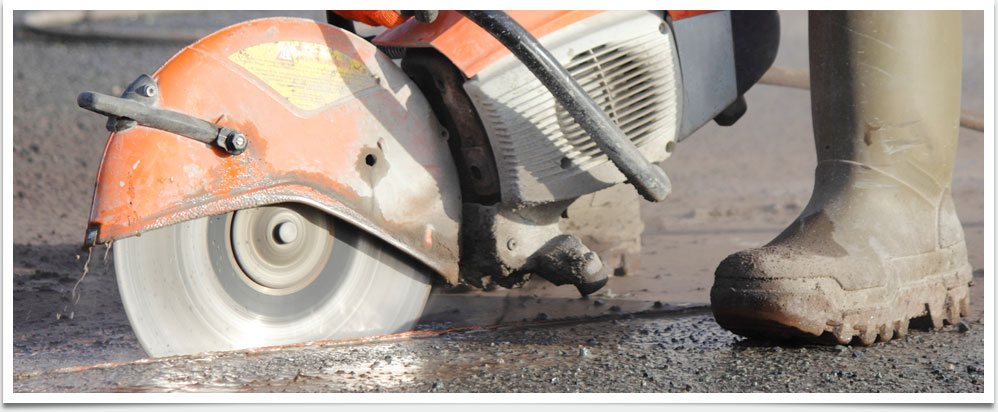 Concrete Cutting Saws : A concrete sawing and drilling louisville